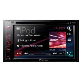 Sintolettore Pioneer AVH-280BT CD DVD 6.2'' Bluetooth USB