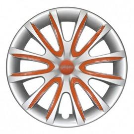 Lampada a siluro 12V Bianco Resistenza incorporata Hyper Led 4