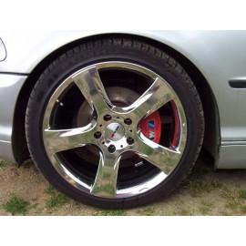 Copripinze Freno Helvetia Rosse BMW Serie 3 E46