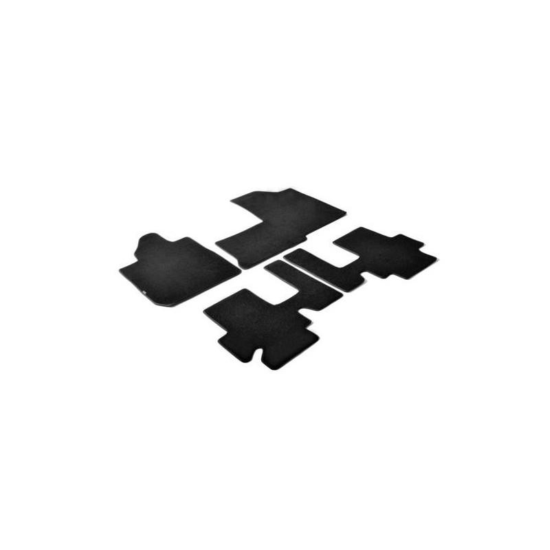 TAPPETI TAPPETINI MOQUETTE 4 LOGHI 2 FIX SMART FORFOUR 4P 15/> 2015/>