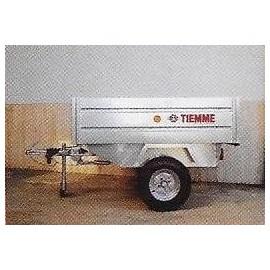 Rimorchio trasporto cose TIEMME TM 450