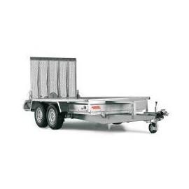 Rimorchio trasporto cose ELLEBI LBW MT 2700