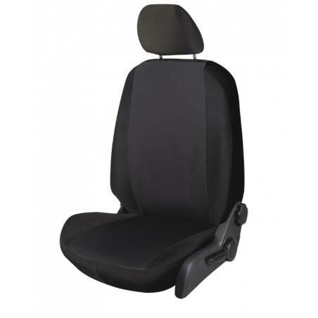 Mascherina con foro 2ISO ISO Nero Volkswagen Skoda Seat