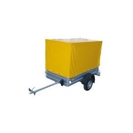 Rimorchio per trasporto Cose Trailer Simacar mod. PLA 001 A