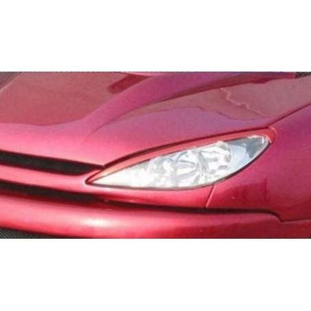 Mascherina con foro 2ISO ISO Nero Toyota Yaris 2003 ► 2006