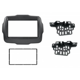 SUPPORTO AUT.JEEP RENEGADE 15 2DIN 6729