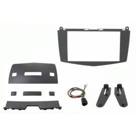 SUPPORTO AUT.MERCEDES W204 2DIN C/INTERR