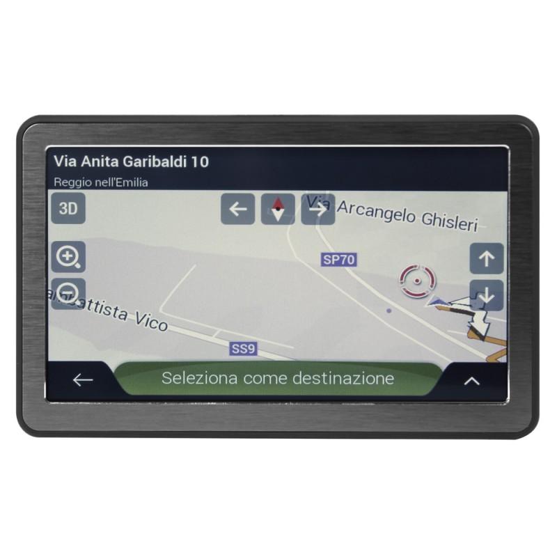 "NAVIGATORE GPS PORTAT.7 IGO-TRUCK"""
