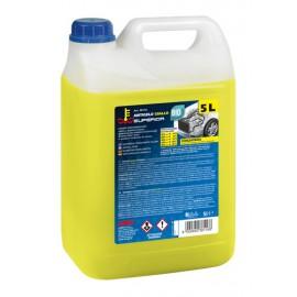 Superior-Giallo, liquido antigelo radiatore concentrato (-37°C) - 5 L