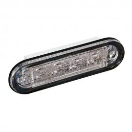 Lampa WL-1 Faro ausiliario a 7 Led 10/30V Bianco