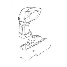 Attacco bracciolo - Opel Agila (Solo versioni diesel) (05/00>01/08)