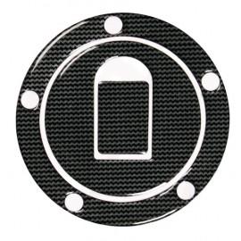 Copertura tappo carburante - Carbon - Kawasaki (5 fori)
