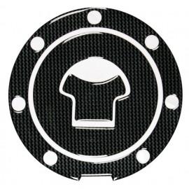 Copertura tappo carburante - Carbon - Honda (7 fori)