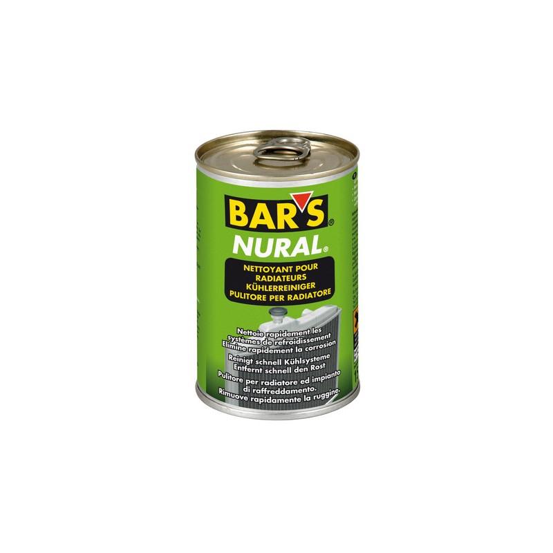 Bar's Nural - Pulitore per radiatore e impianto di raffreddamento - 150 g