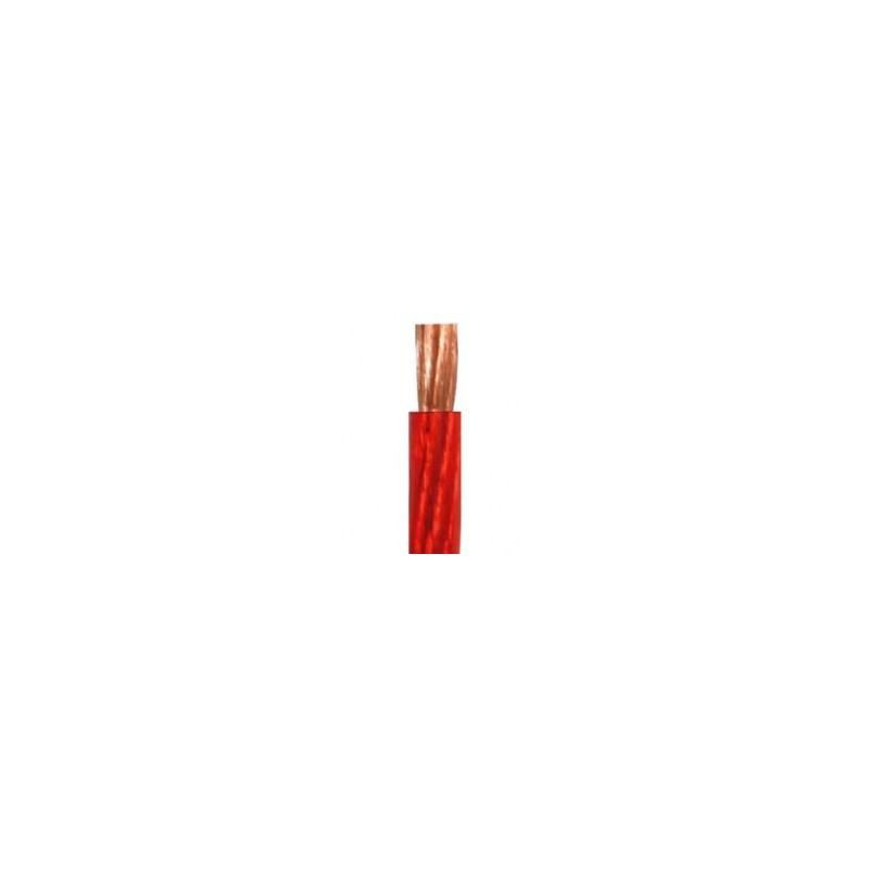 Cavo unipolare Phonocar mod. 4/309 sez. 4 mm² - PVC rosso