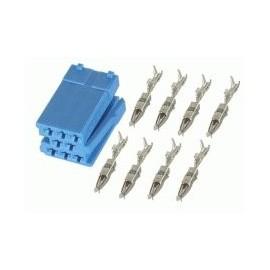 Connettore Phonocar mod. 4/333.2 - Blu Mini - ISO