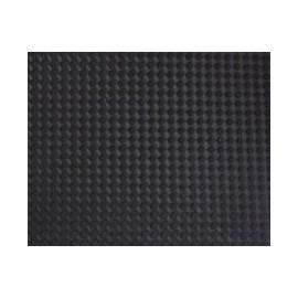 Pelle sintetica Phonocar mod. 4/415 - 100x140 cm - Nera - Carbon Style