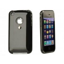 Cover X- Case Tetrax per iPhone 3G/3GS Pearl effect Black