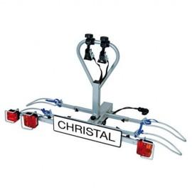 Portabici Mod. Christal Gangio Traino Art.60372