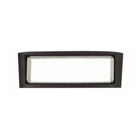 Cornice Phonocar mod. 3/490 - Doppio Din per doppio ISO nero