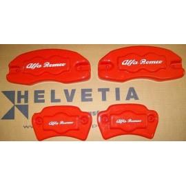 Copripinze Freno Helvetia Rosse Alfa Romeo 159 Giulietta