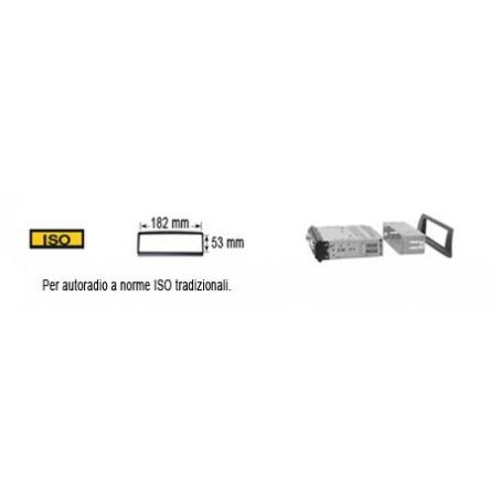 Cornice di riduzione Phonocar mod. 3/500.1 - predisposizione ISO
