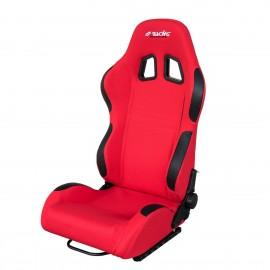 JENSON sedile sportivo in tessuto-1 pz rosso / red