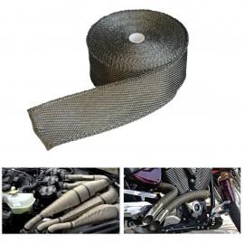 Wrap kit titan fiber 1 roll + 6 clips 5,08 cm X 15,24mt