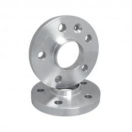 CHEVROLET - OPEL kit 2 dischi ditanziali 4x100-56,6-16mm