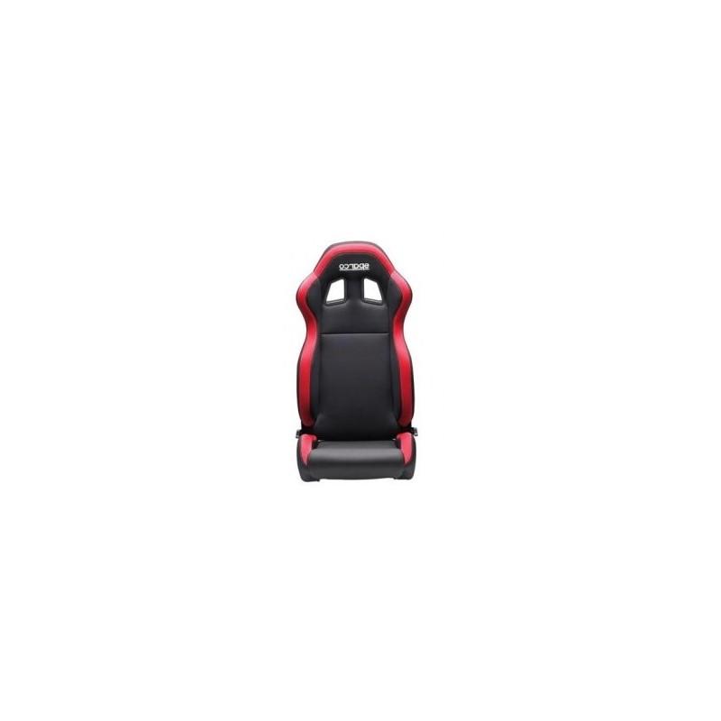 sedile sportivo Sparco rosso