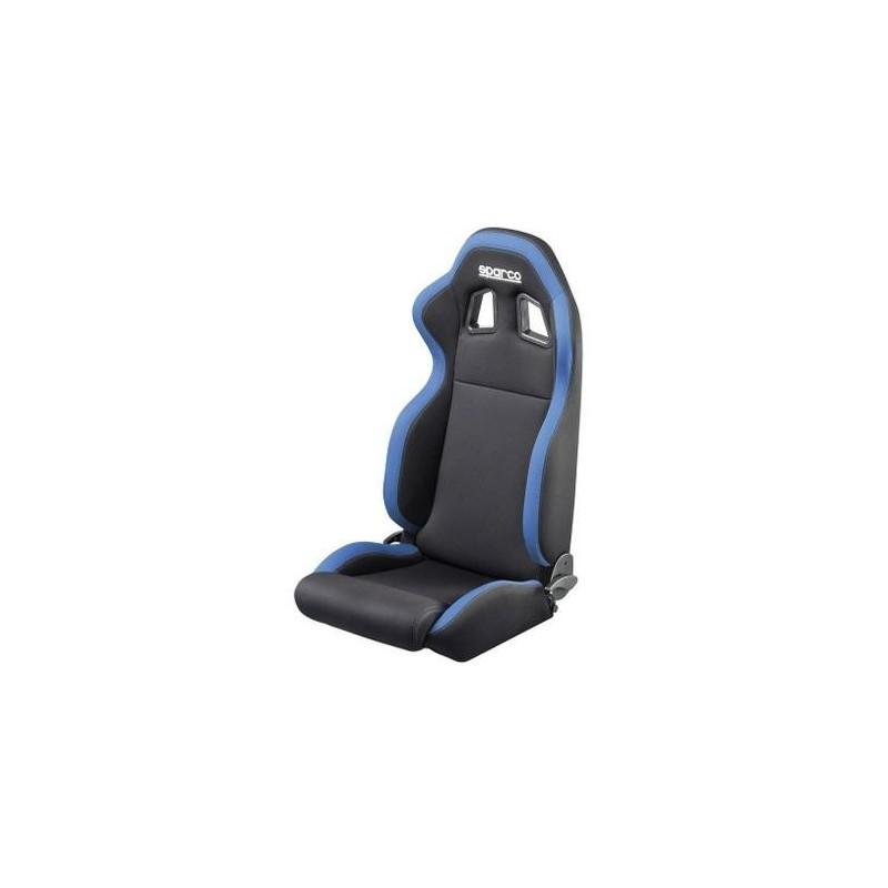 sedile sportivo Sparco blu