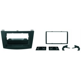 Adattatori per vano autoradio 2DIN-ISO<br />Colore Nero<br /><br />Conf. 1 set<br /><strong><br /></strong><strong>MAZDA</strong