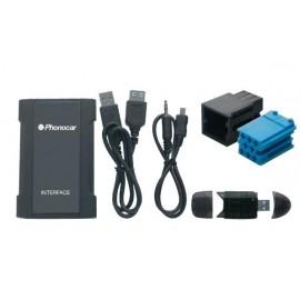 Interfaccia Phonocar Mod.5/850 USB-Sd-mp3 Mazda