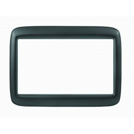 Mascherina autoradio 2DIN Colore nero <br /> Conf. 1 Set <strong></strong><strong>JEEP</strong> Renegade 14&gt