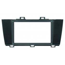 Mascherina 2DIN Colore Nero <br /><br />Conf. 1 Set<br /><br /><strong>SUBARU</strong> Outback 15&gt