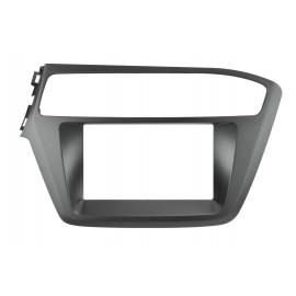 Kit di fissaggio per vano autoradio 2DIN Colore: nero <br /><br /><img src=\http://backend.phonocar.it/media/userfiles/icomulti/