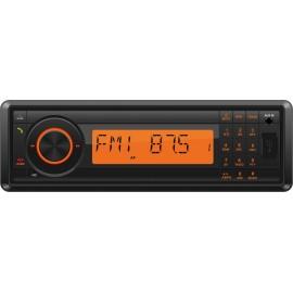 Abbiamo aggiunto alla nostra gamma di Autoradio ISO la nuova VM016 radio Bluetooth con alimentazione a 24V, in modo da poter ess