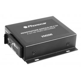 Abbiamo realizzato un nuovo registratore digitale 2 canali per auto VM298 che permettar&#224