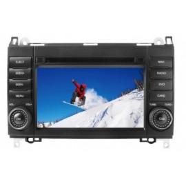 Phonocar VM076 Media Station 7'' Mercedes Classe A - Classe B - Sprinter - Vito - Viano Bluetooth GPS