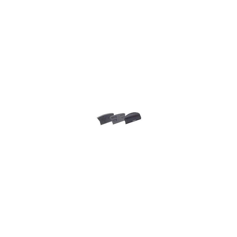 Pannello sagomato Phonocar mod. 1/702 - Nero 320 mm