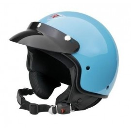 CASCO DEMI JET LIGHT BLUE METAL SIZE L