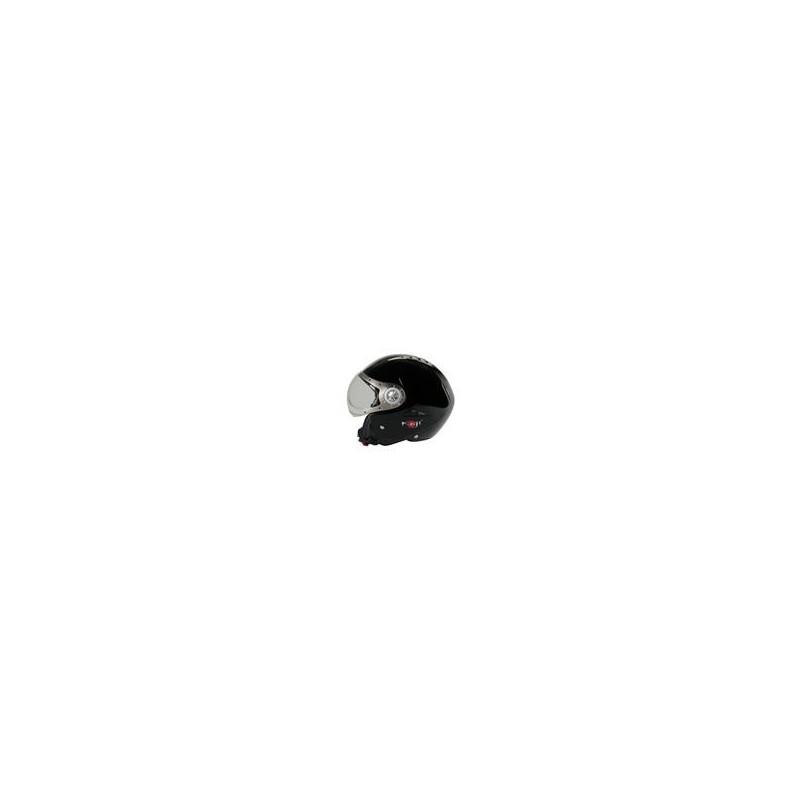 Casco Koji mod. 90927 - Tomcat Nero mis. XXL