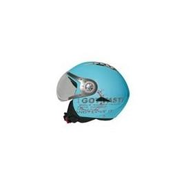 Casco Koji mod. 90950 - Tomcat Turchese mis. XL