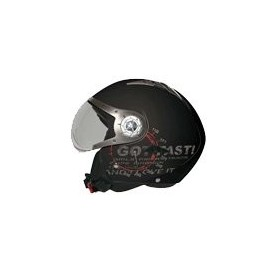 Casco Koji mod. 90937 - Tomcat Argento mis. L