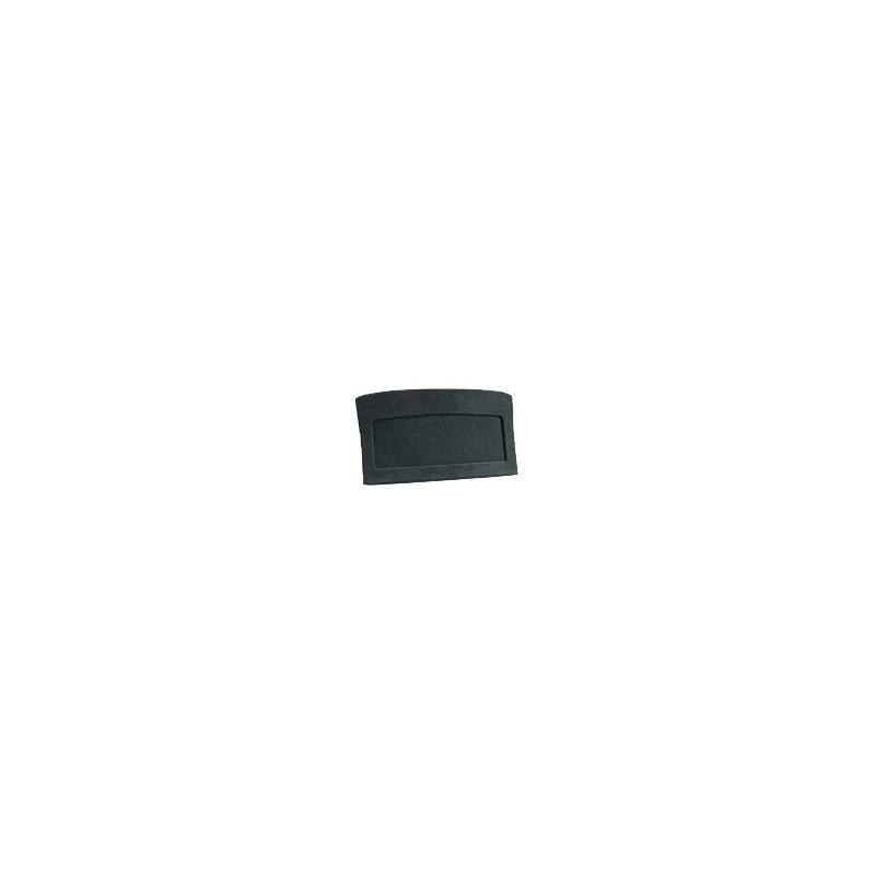 Pannello sagomato Phonocar mod. 1/721 - Nero 320 mm