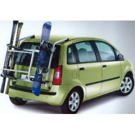 Portasci posteriore specifico Fiat Idea Lancia Musa