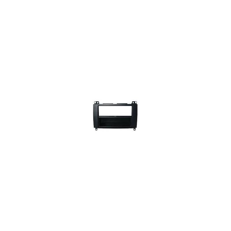 Mascherina ISO Doppio DIN Mercedes-Benz CLK 2006 ►