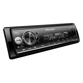 PIONEER MVH-S520DAB Ricevitore a 1-DIN con DAB/DAB+, Bluetooth, illuminazione Multi Colour, USB, Spotify