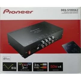 PIONEER DEQ-S1000A2 Processore audio universale a scomparsa facile da installare