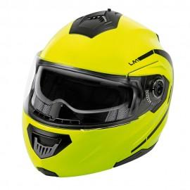 LA-1, casco modulare - colore Giallo fluo - Taglia S COD. 90665